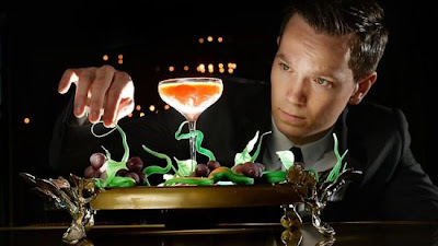 The world's most expensivecocktail costs USD 12500