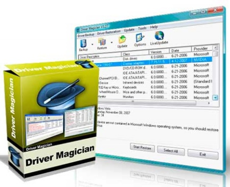 Free Download Driver Magician Terbaru