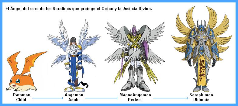 Lucemon Evolutions Esos Digimons Que No C...