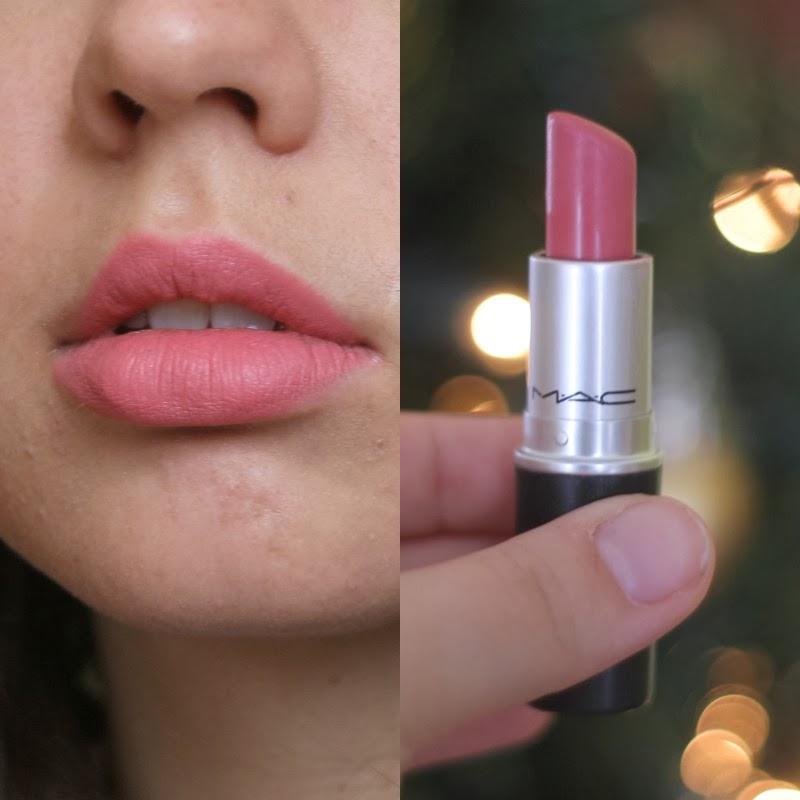 My MAC Lipstick Collection! | Someone Like You Mac Light Pink Lipstick