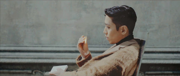 Shinhwa's Eric in the Sniper Music Video