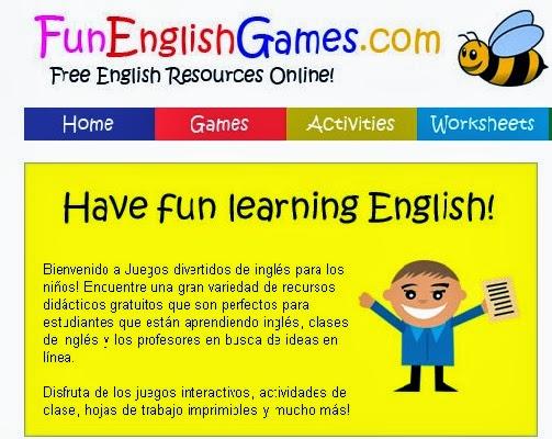 INGLES PARA NIÑ@S (Juegos)