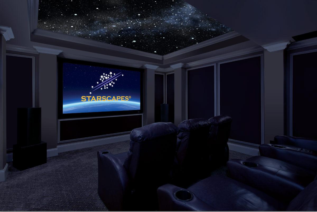 Noches estrelladas en el techo del dormitorio - Como pintar un techo ...