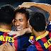 """بالفيديو.. مهارة برشلونة تنصره علي """"اختراعات"""" انشيلوتي مع ريال مدريد في الكلاسيكو"""