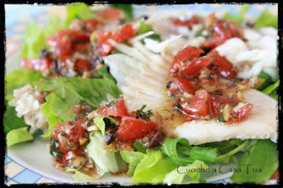 insalata di razza variegata