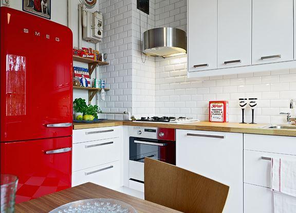 Hogar 10 decora tu hogar con neveras de colores i for Decora tu hogar