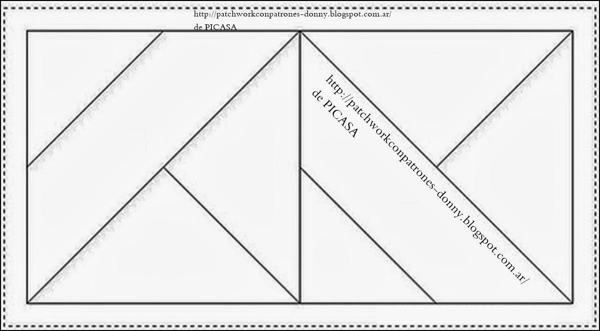 Patchwork Patrones. Lindas Ideas De La Web Para Seguir With