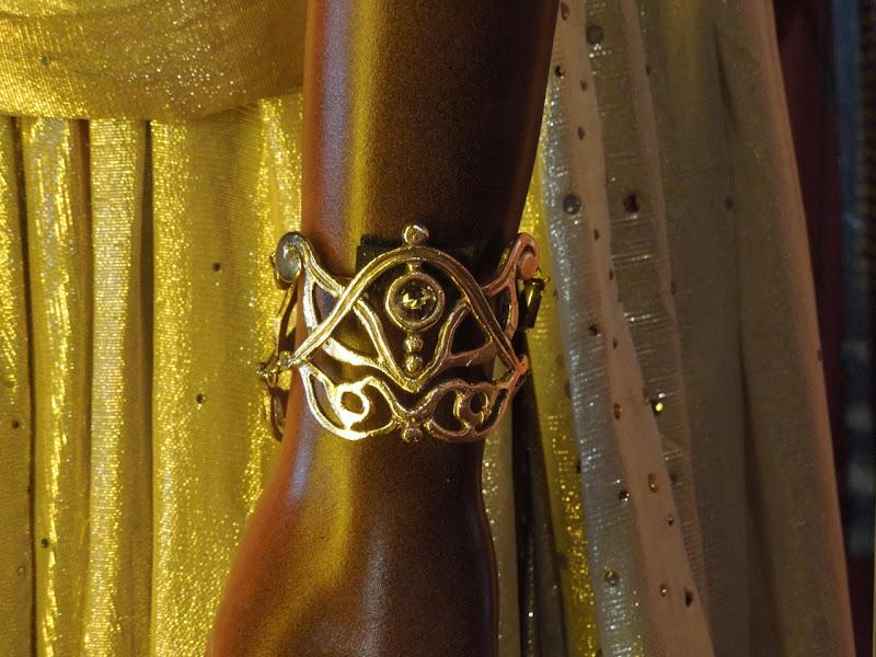 Dejah Thoris bracelet
