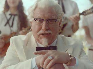Not Colonel Sanders