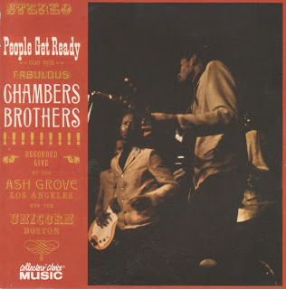 CHAMBERS BROTHERS - PEOPLE GET READY-LIVE (1966)