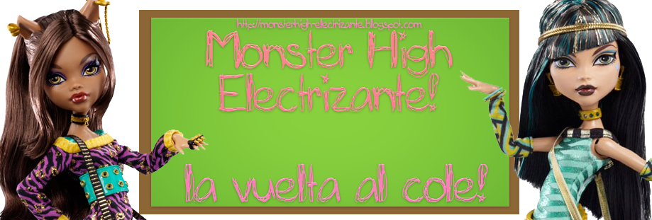 Monster High Electrizante