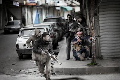 Rebeldes en Siria | Copolitica