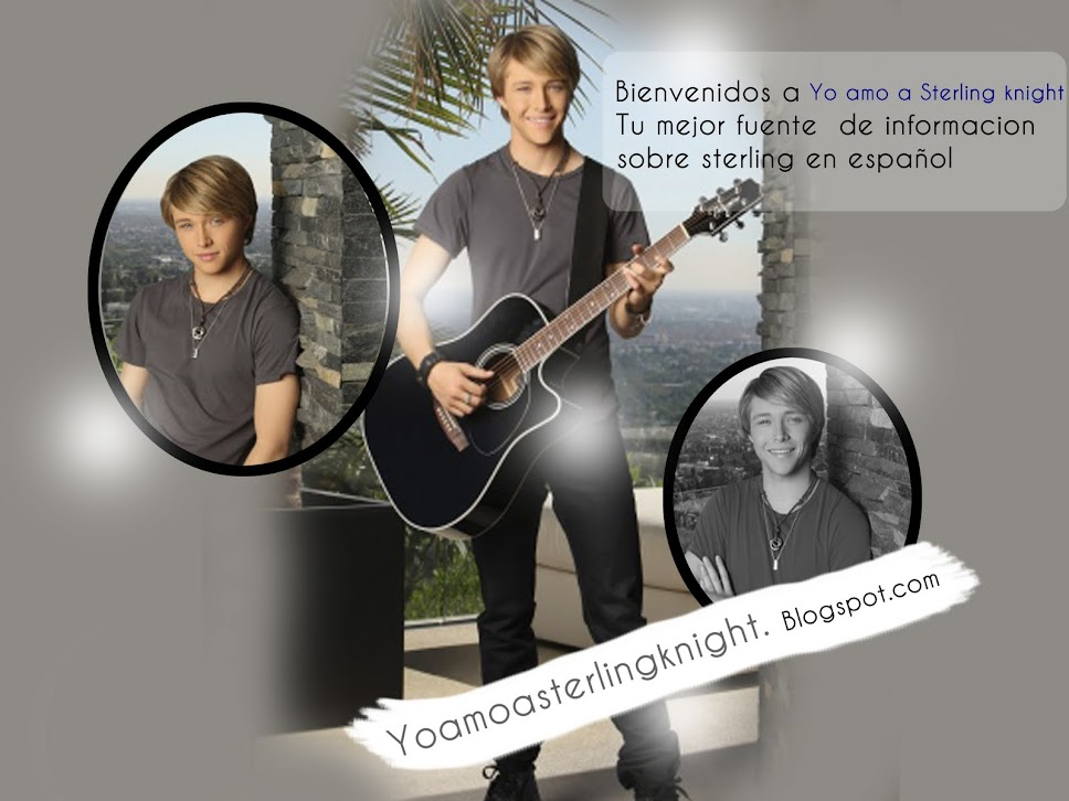 Yo amo a sterling knight