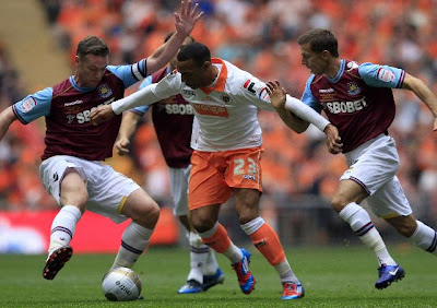 Video Highlights West Ham United vs Blackpool