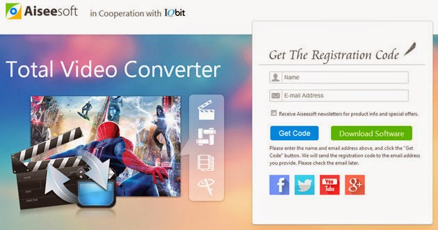 Download Aiseesoft Total Video Converter