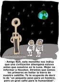 Archivos desclasificados de la NASA. ¡El hombre nunca llegó a la Luna!