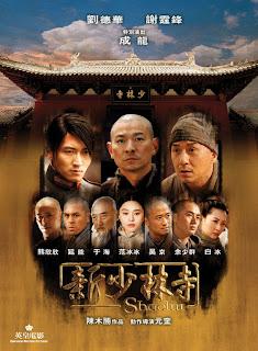 Tân Thiếu Lâm Tự - Shaolin (2011)