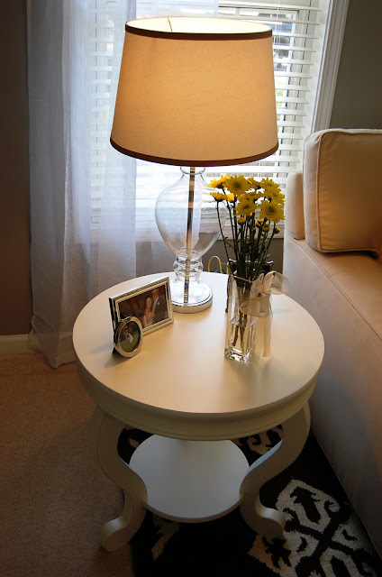 Perfectly Styled Side Table