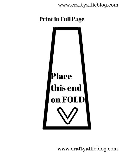 free printable fabric headband pattern