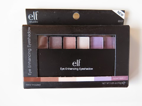 e.l.f. Eye Enhancing Eyeshadow Brown eyes 2
