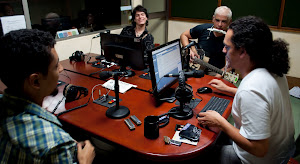 en la Radio de la Universidad de Antioquia