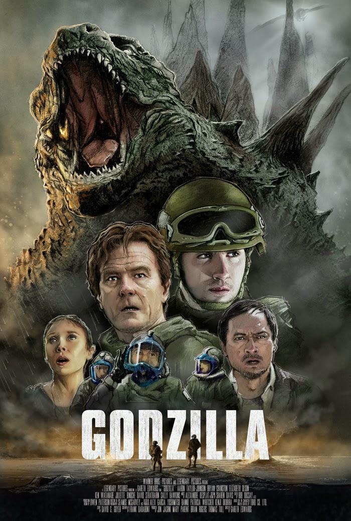 Crítica Godzilla 2014