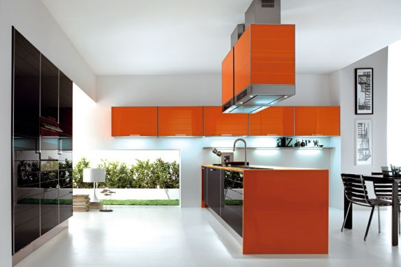 Tecnología y Diseño de Cocina por Lube Cucine | Cómo Diseñar Cocinas ...