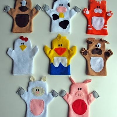 Popular items for Hand puppet pattern on Etsy