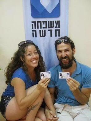 Primeiro casamento legal em Israel