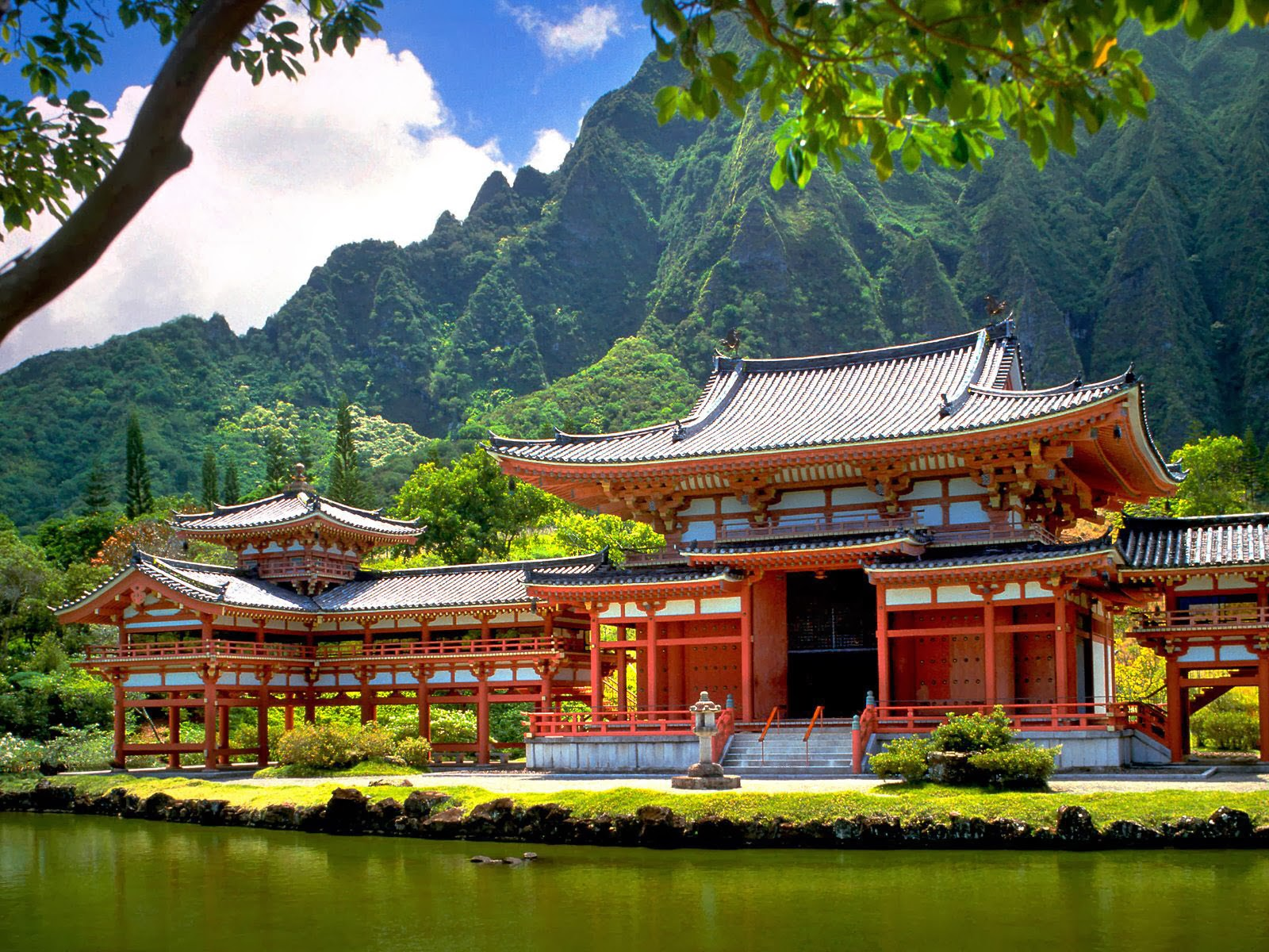 Free hd wallpapers china house for House pic hd