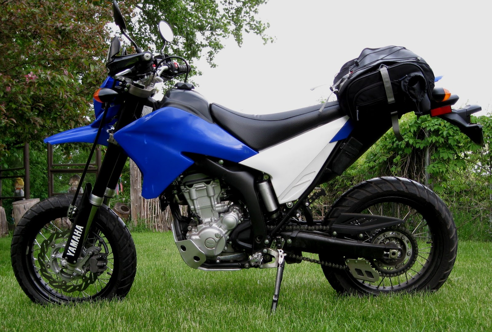 Geezer with a Grudge  Motorcycle Review  Yamaha WR250X Supermoto