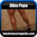 Alina Popa Female Bodybuilder Thumbnail Image 2