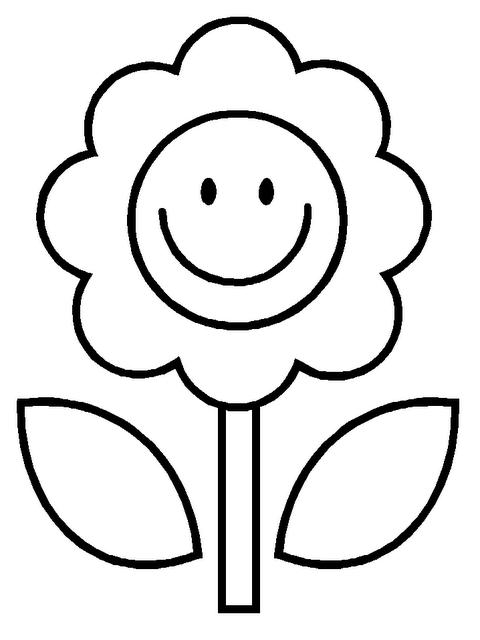 desenho de flor para colorir desenhos para colorir