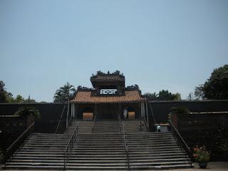 Hoa Khiem Templo (Hue, Vietnã)