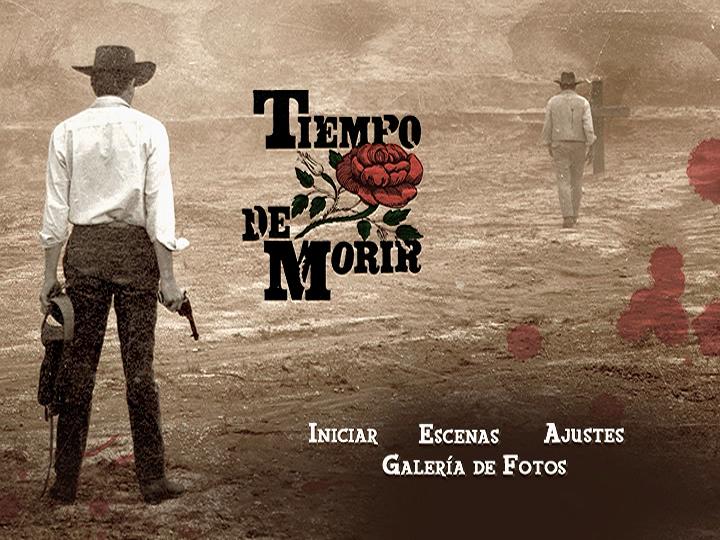 Tiempo de morir (1965) de Arturo Ripstein scénario Gabriel García Márquez et Carlos Fuentes Tiempo+de+Morir+1