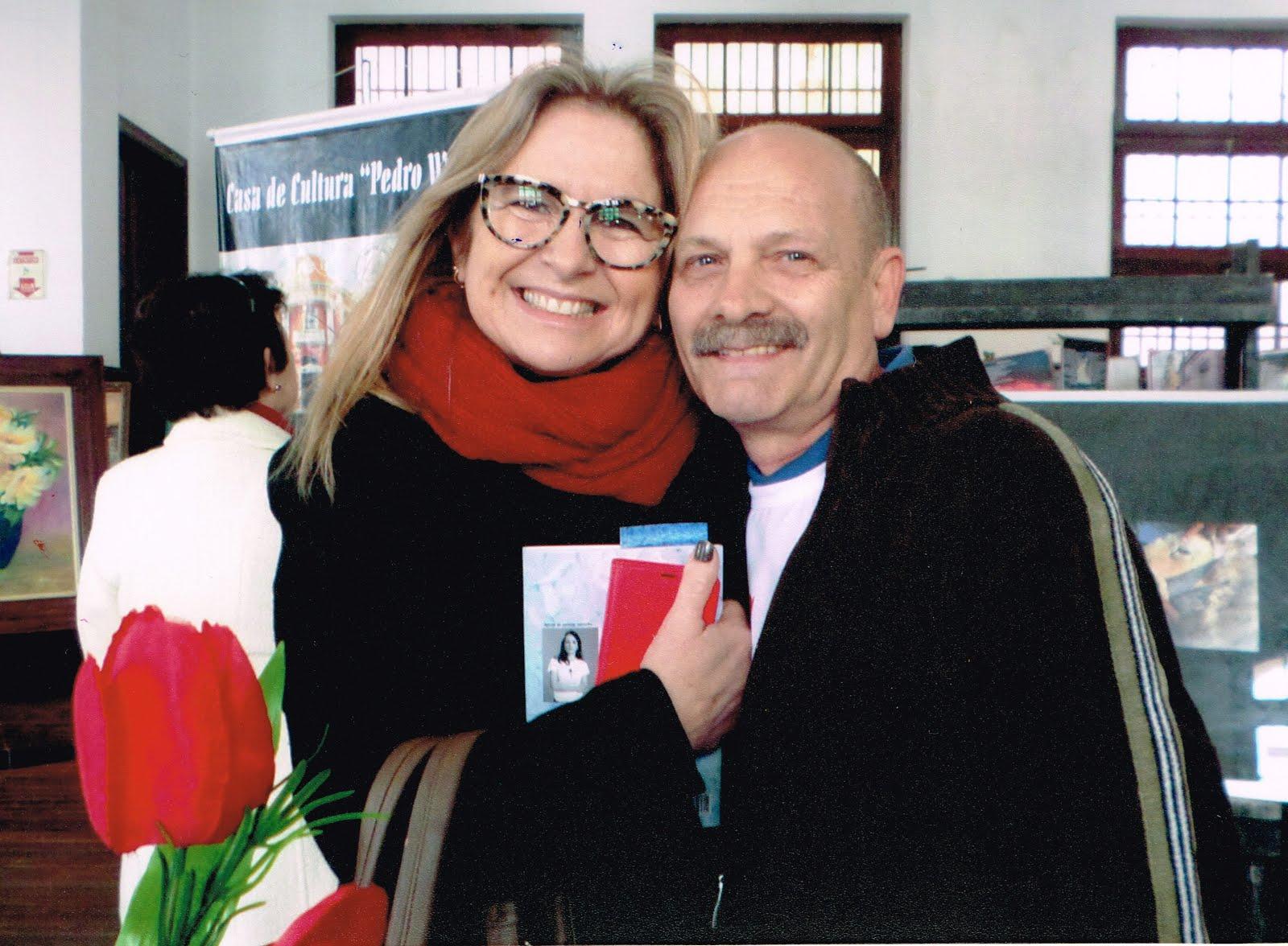 Manoel Ianzer e Lúcia Gomes