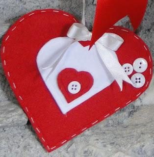 Manucreativa forever san valentino un modo originale per - Un altro modo per dire porta ...