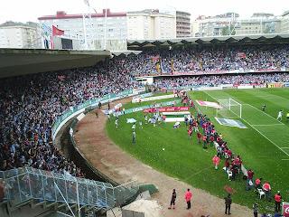 Celta-Getafe, descenso a Segunda en junio de 2007