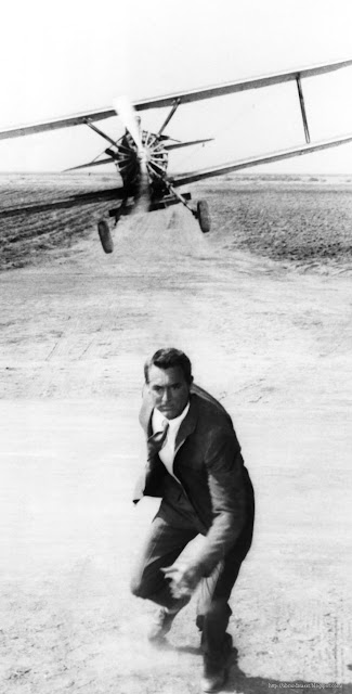 Cary Grant - North by Northwest (Hitchcock, 1959)