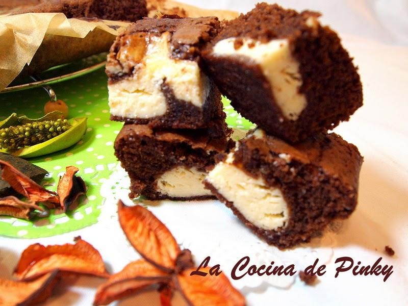 BROWNIE DE QUESO  Brownie%2Bde%2Bqueso%2B2
