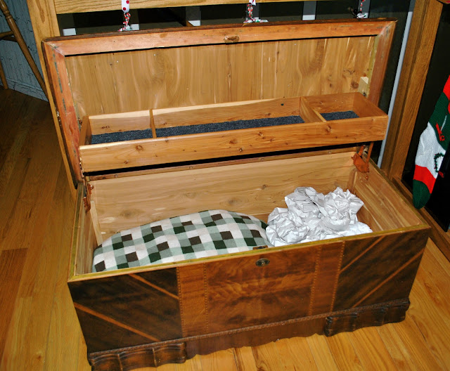 Flashback Summer:  New Year Hope Chest