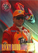 Ricky Rudd Press Pass Premium