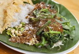 Pecel Madiun, masakan khas Jawa Timur