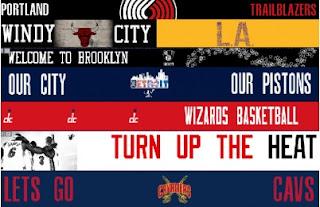 NBA 2K13 Sideline Sponsors Pack Mod