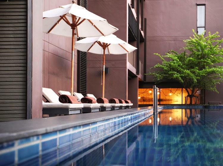 Tenface Boutique Hotel Bangkok Premium