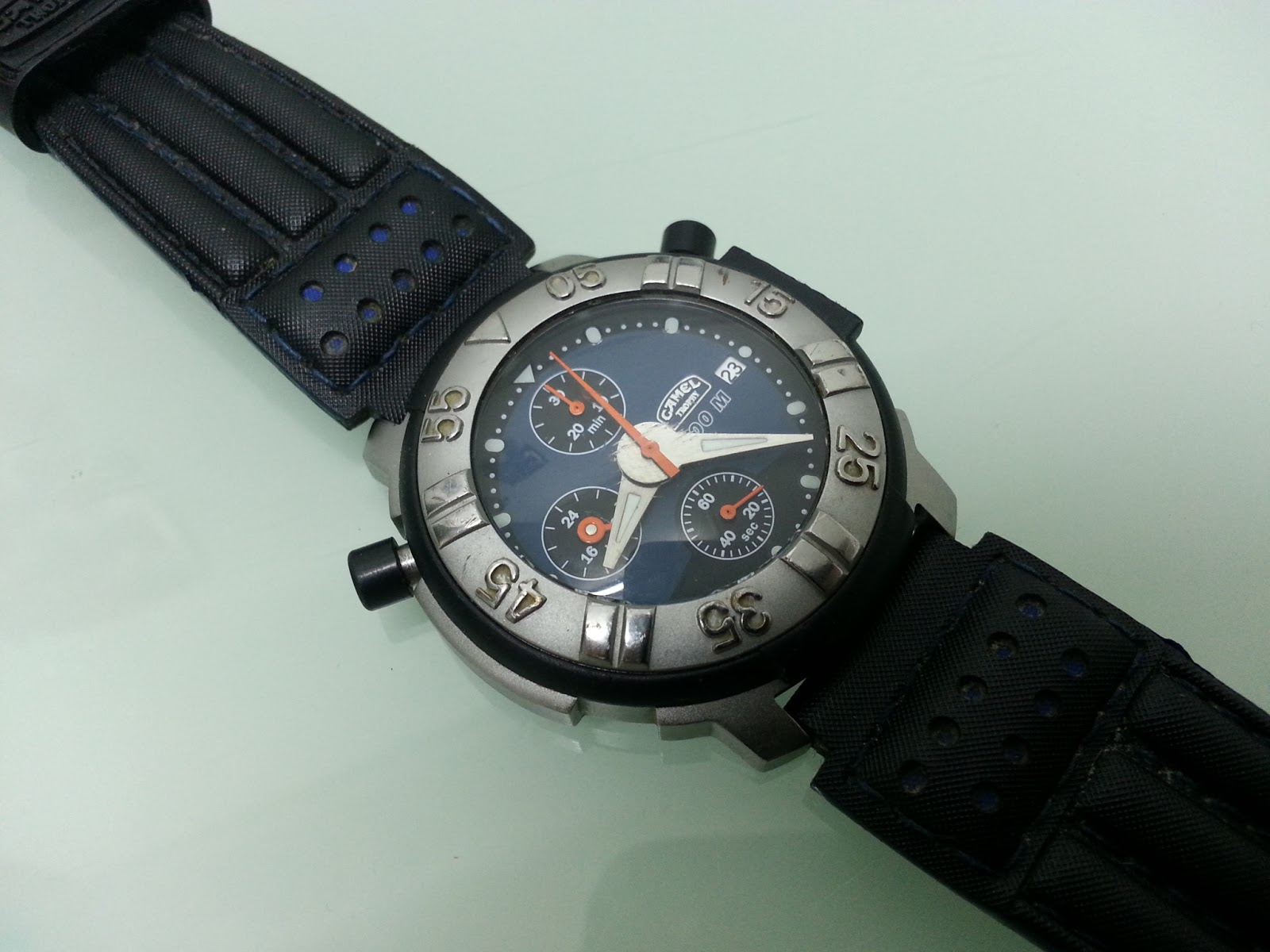 Koleksi camel trophy malaysia outdoors chrono blueface for Adventure watches