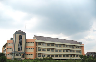 Gedung Teknik Informatika ITS
