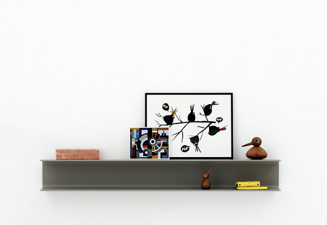 2012. SHELVES FOR ARTEFACT COPENHAGEN.