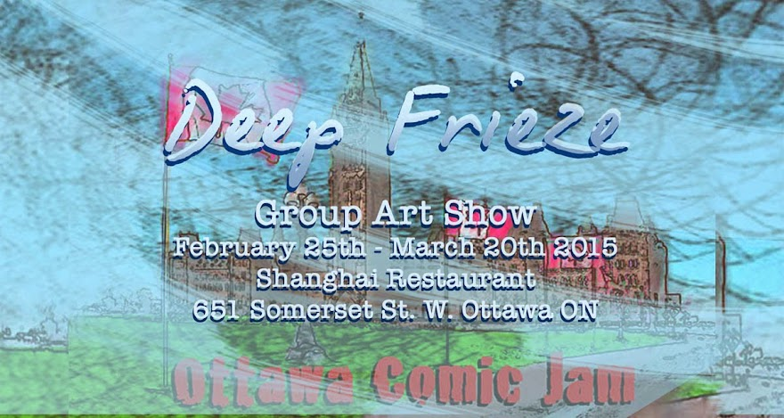 Group Art Show February 25th - March 20th 2015