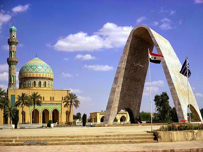 Baghdad - worst tourist destination ranked 1st